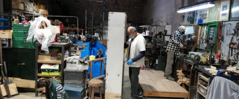 Be a volunteer at the Museum of Technology of Manresa
