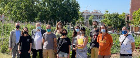 Els Horts Ecològics i Comunitaris de la Culla compleixen dos anys al barri de La Balconada amb totes les parcel·les ocupades