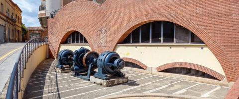 Nou espai per a la turbina francis del Museu de la Tècnica